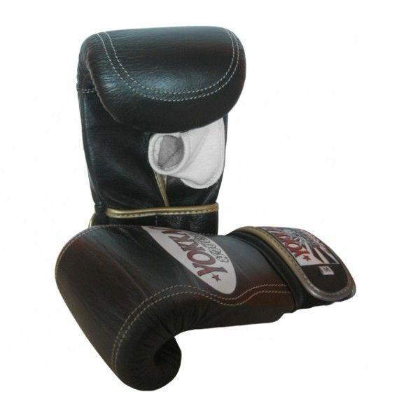 YOKKAO Training Bag Mitts Black