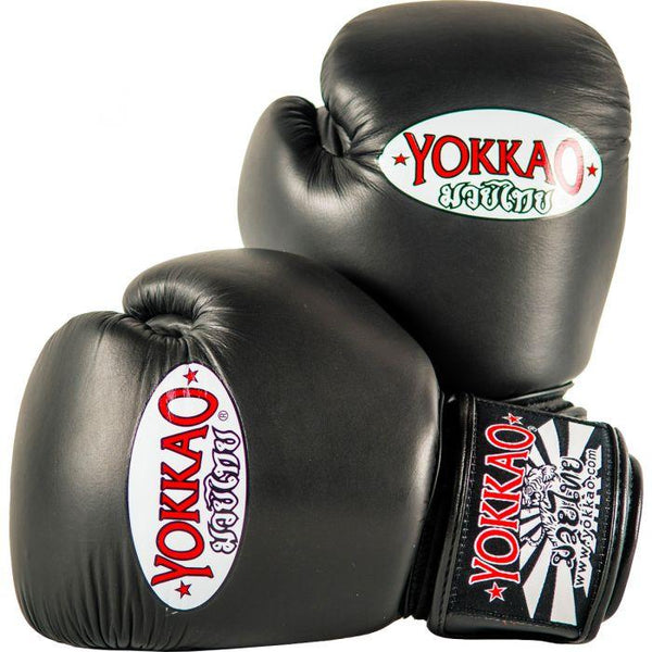 Matrix Black Boxing Gloves