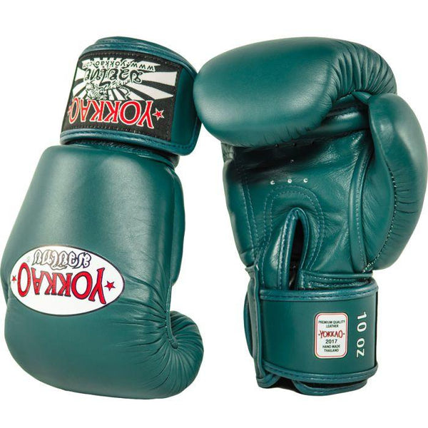 Matrix Petroleum Boxing Gloves