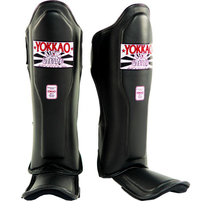 Matrix Black Shin Guards