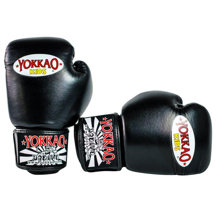 Matrix Black Boxing Gloves For Kids