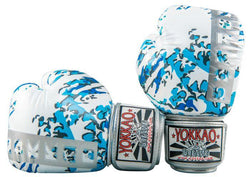 Great Waves Muay Thai Boxing Gloves