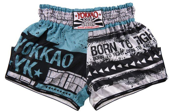 "CarbonFit ""Hustle"" Shorts Marina"