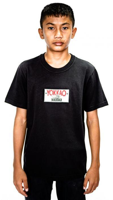 Kids Refresh Print Logo Tee