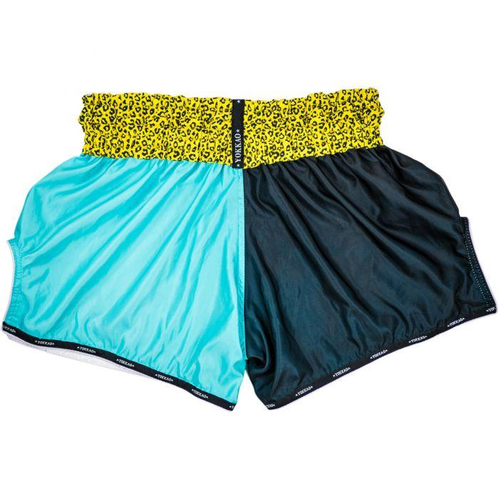 "CarbonFit ""APEX Leopard"" Shorts"