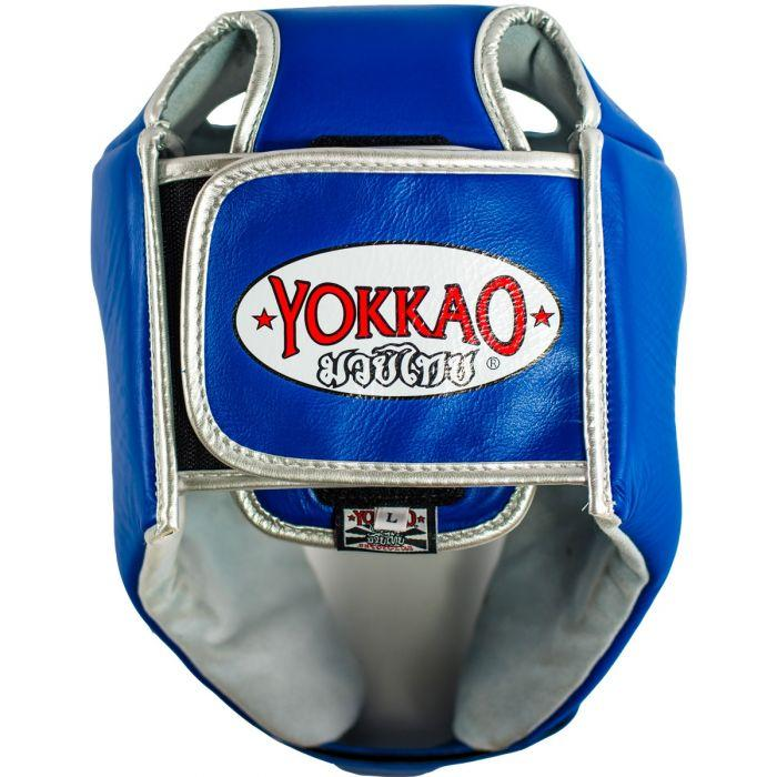 Blue Competition Head Guard