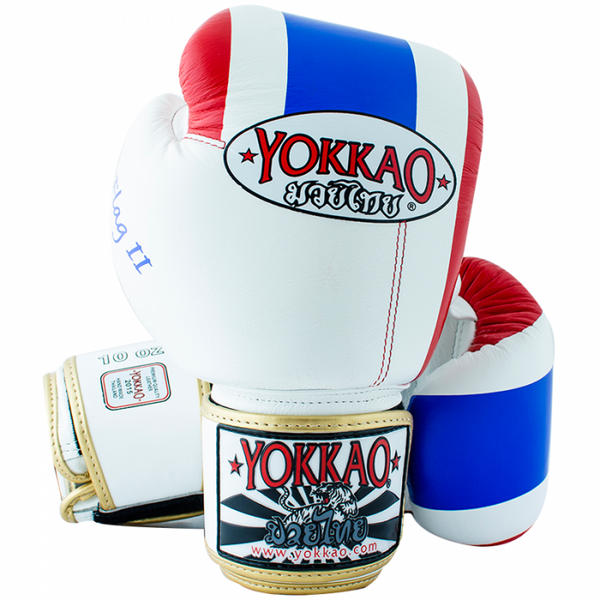YOKKAO Thai Flag 2 Muay Thai Gloves