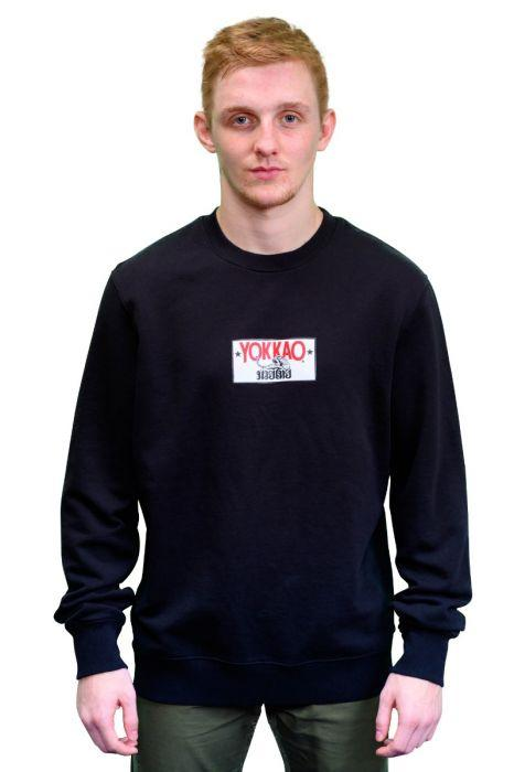 YOKKAO Refresh Print Logo Crew-Neck