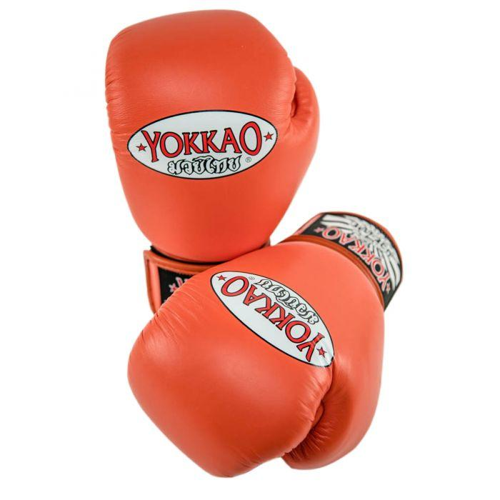 Matrix Cherry Tomato Boxing Gloves