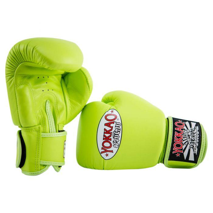 Matrix Lime Punch Boxing Gloves