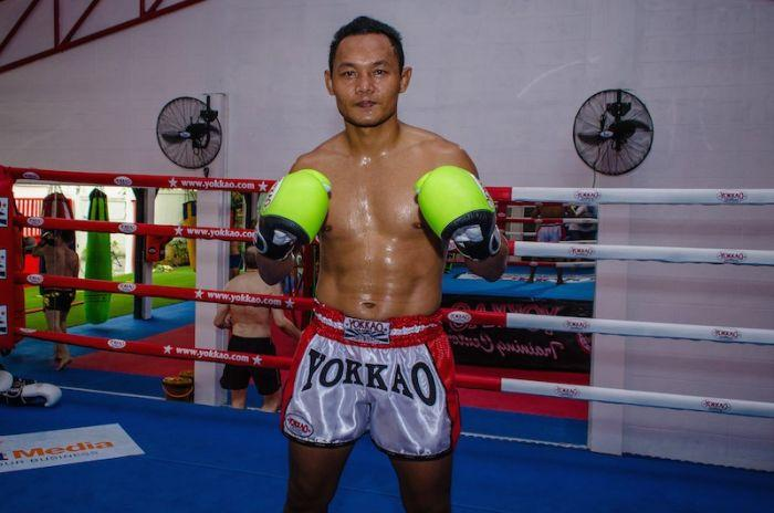 YOKKAO Hurricane Carbon Muay Thai Shorts