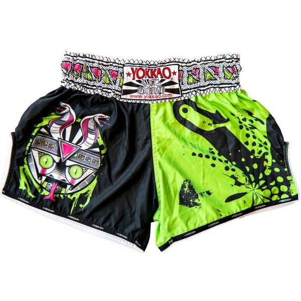 "CarbonFit ""APEX Snake"" Shorts"