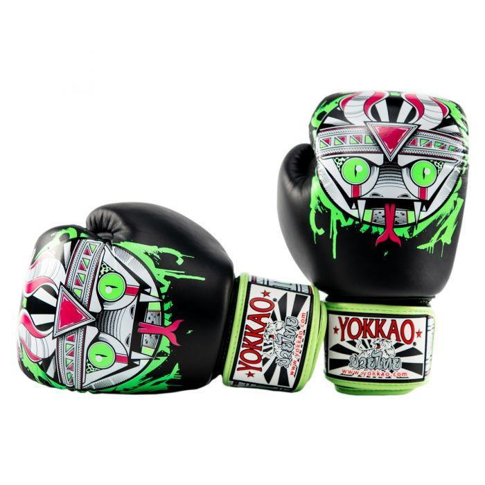 APEX Snake Muay Thai Boxing Gloves