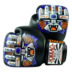 APEX Tiger Muay Thai Boxing Gloves