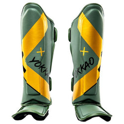 X-Green Shin Guards