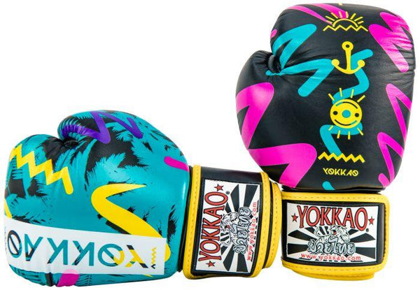 YOKKAO Miami Muay Thai Boxing Gloves