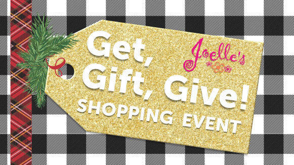 Get, Gift, Give Event logo
