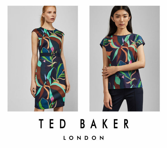 Ted Baker clothing - dress and top.