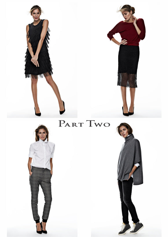 Part Two - Four looks for Fall and the Holidays