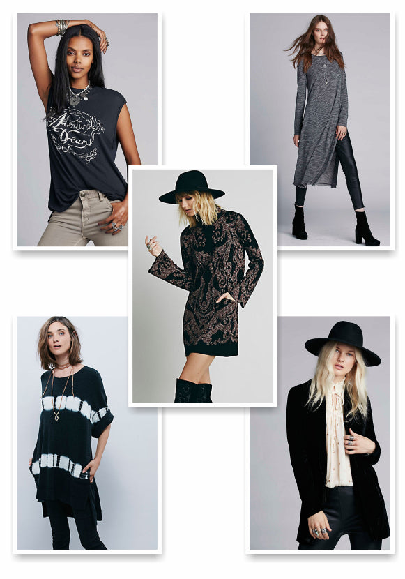 Free People Fall Collection