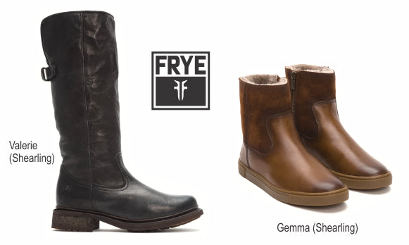 Frye Boots Fall 2015