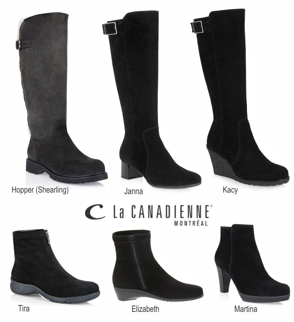 La Canadienne Boots Fall 2015