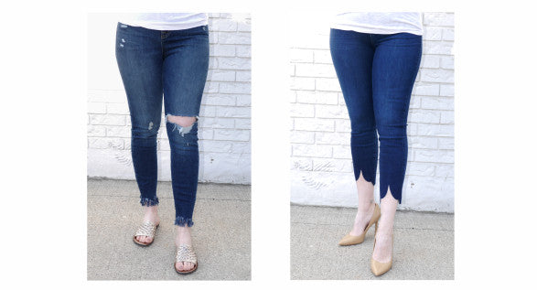 Spring 19 Denim from Fidelity and Paige