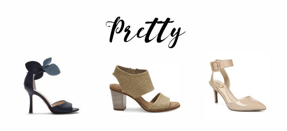 Pretty Shoes from Louise et Cie, Toms and Circus by Sam Edelman