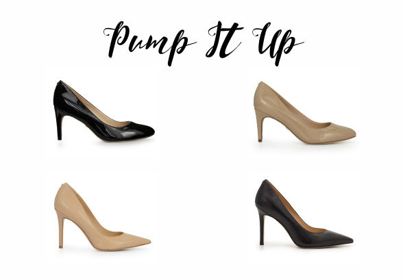 Pump It Up with Sam Edelman