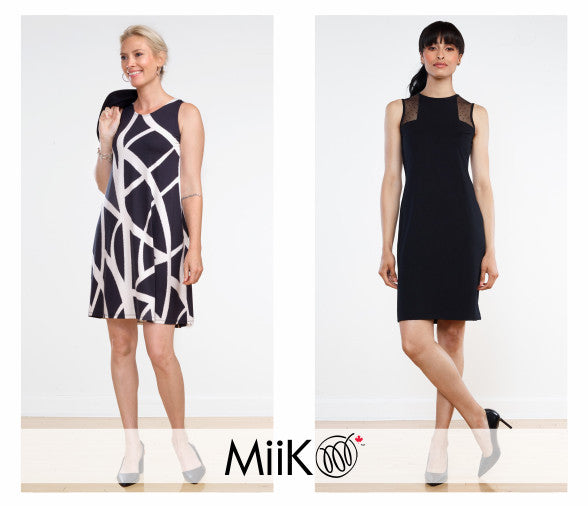 MiiK dresses for Spring 2019