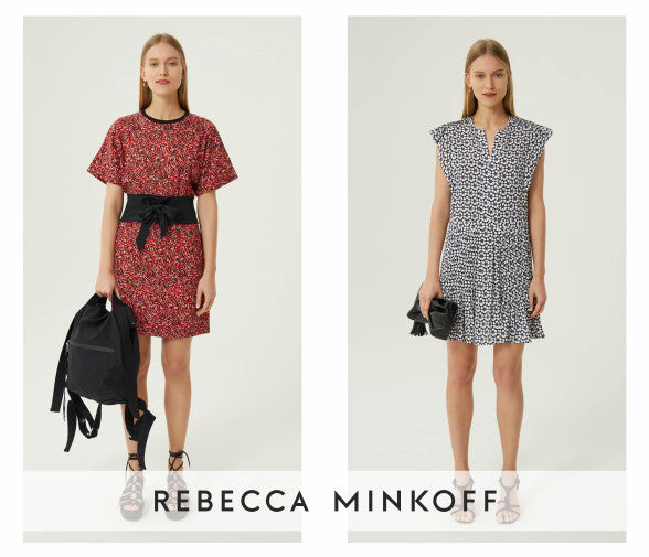Rebecca Minkoff dresses for Spring 2019
