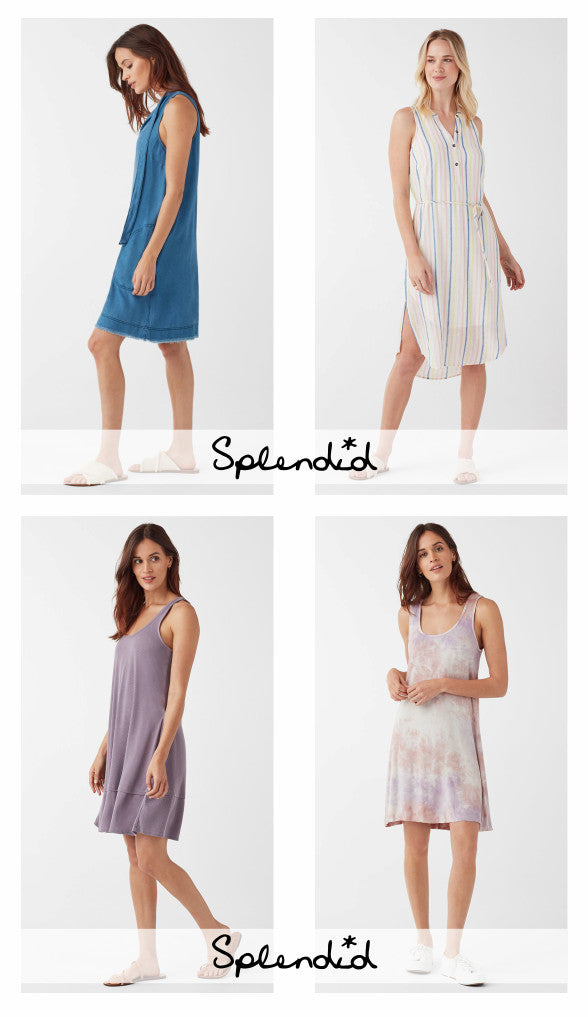 Four great dresses from Splendid for Spring 2019