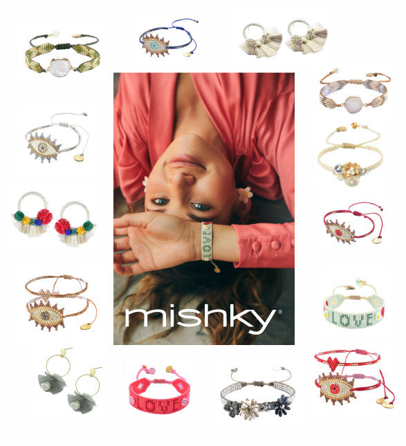 Mishky jewellery Summer 2019