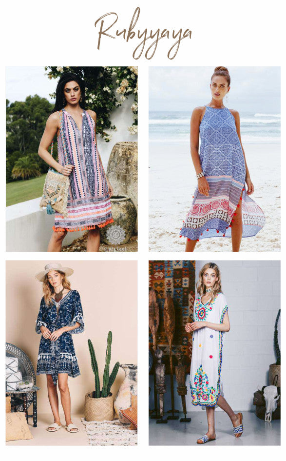 Rubyyaya dresses for Summer 2019