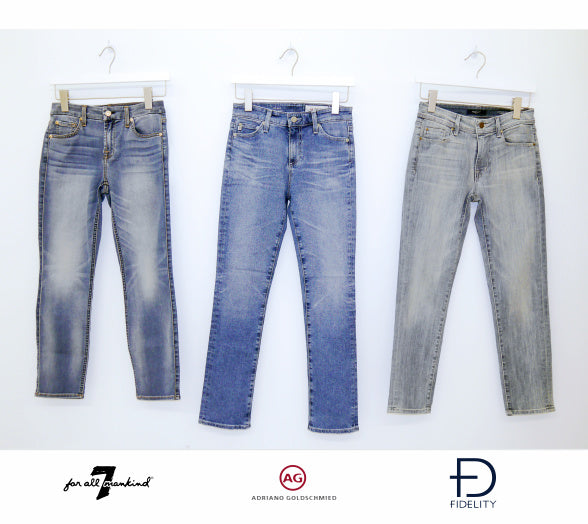 Light denim - 7 for All Mankind - AG - Fidelity