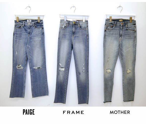Light denim - Paige - Frame - Mother