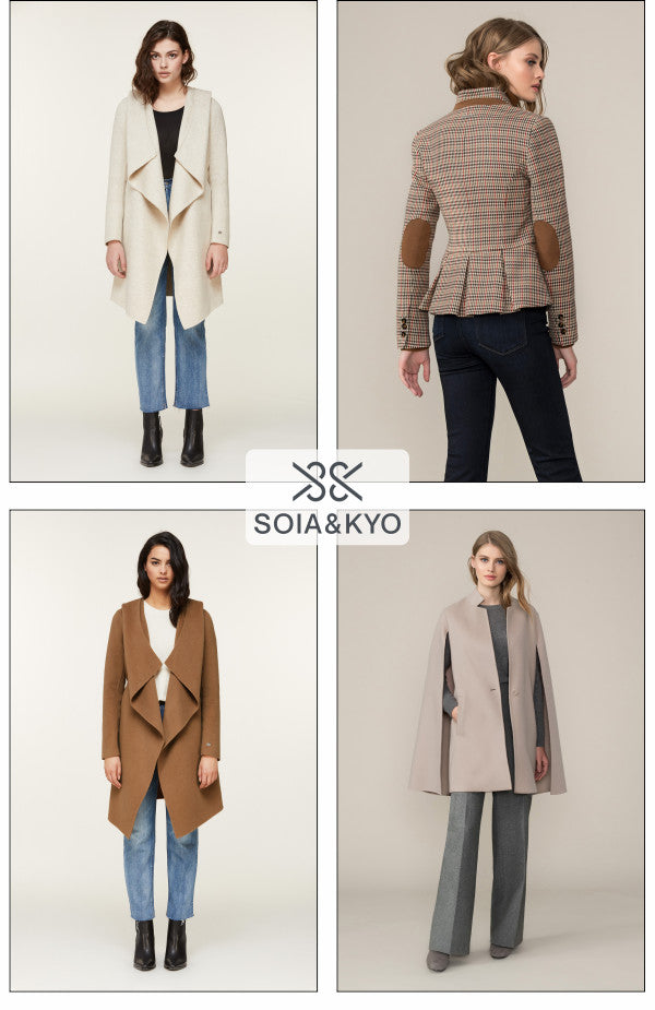 Soia & Kyo looks for Fall 2019