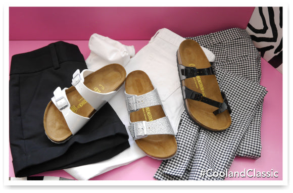 Cool and classic Birkenstock