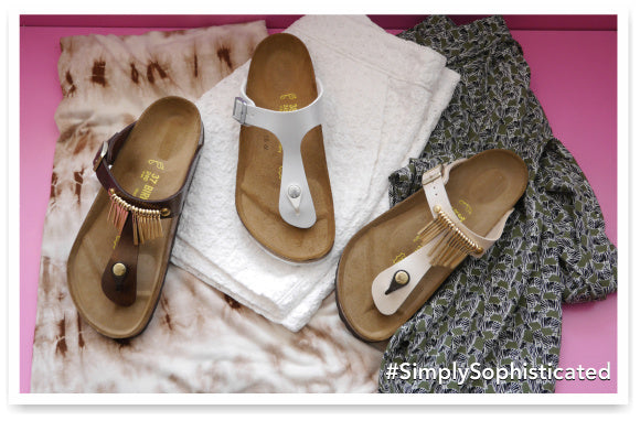 Simply sophisticated Birkenstock