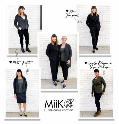 New looks from MiiK