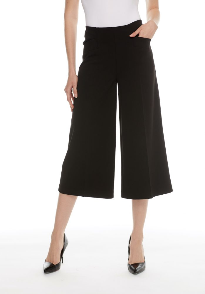 HIGHRISE GAUCHO CROP PANT - TYLER MADISON