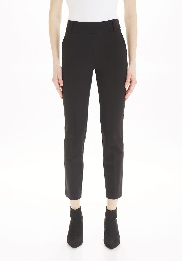 THE GWYNETH COMPRESSION PANT (BLACK) - TYLER MADISON