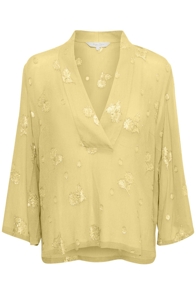 CILIA BLOUSE - PART TWO