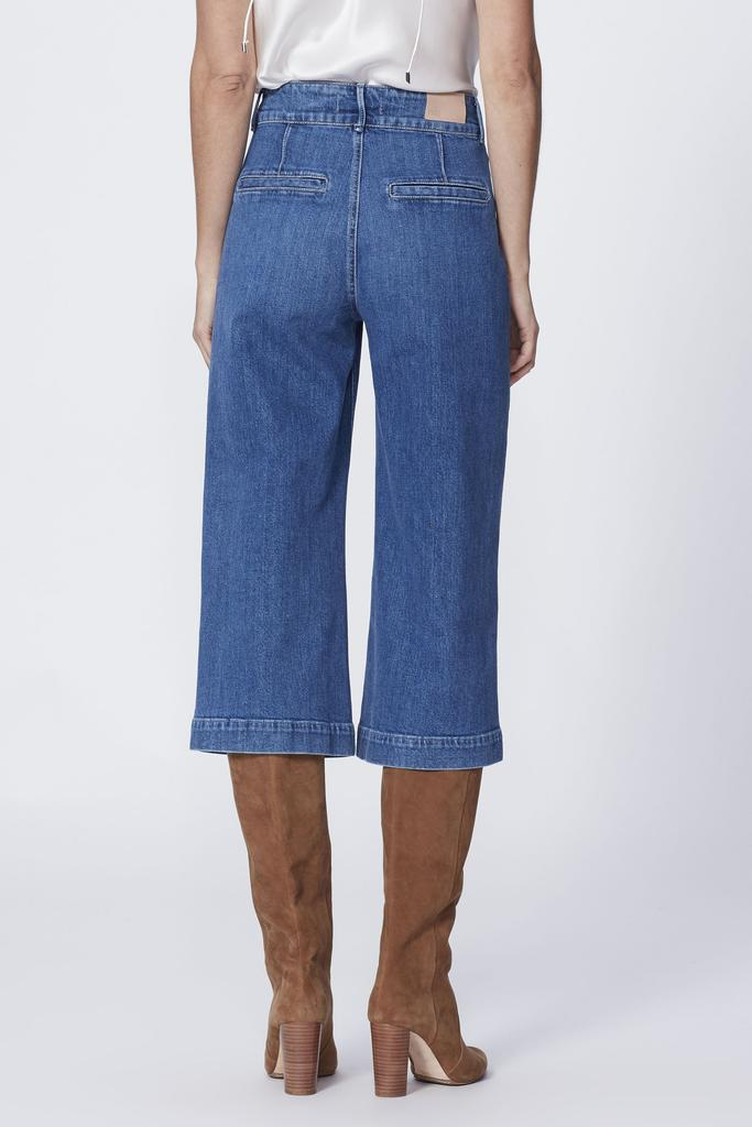 CLARICE CLEAN FRONT CULOTTE (CAMIA) - PAIGE