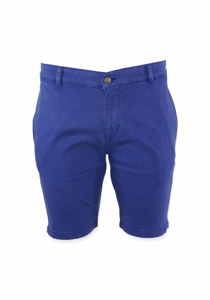 COTTON SHORTS (NAVY) - 7 DOWNIE