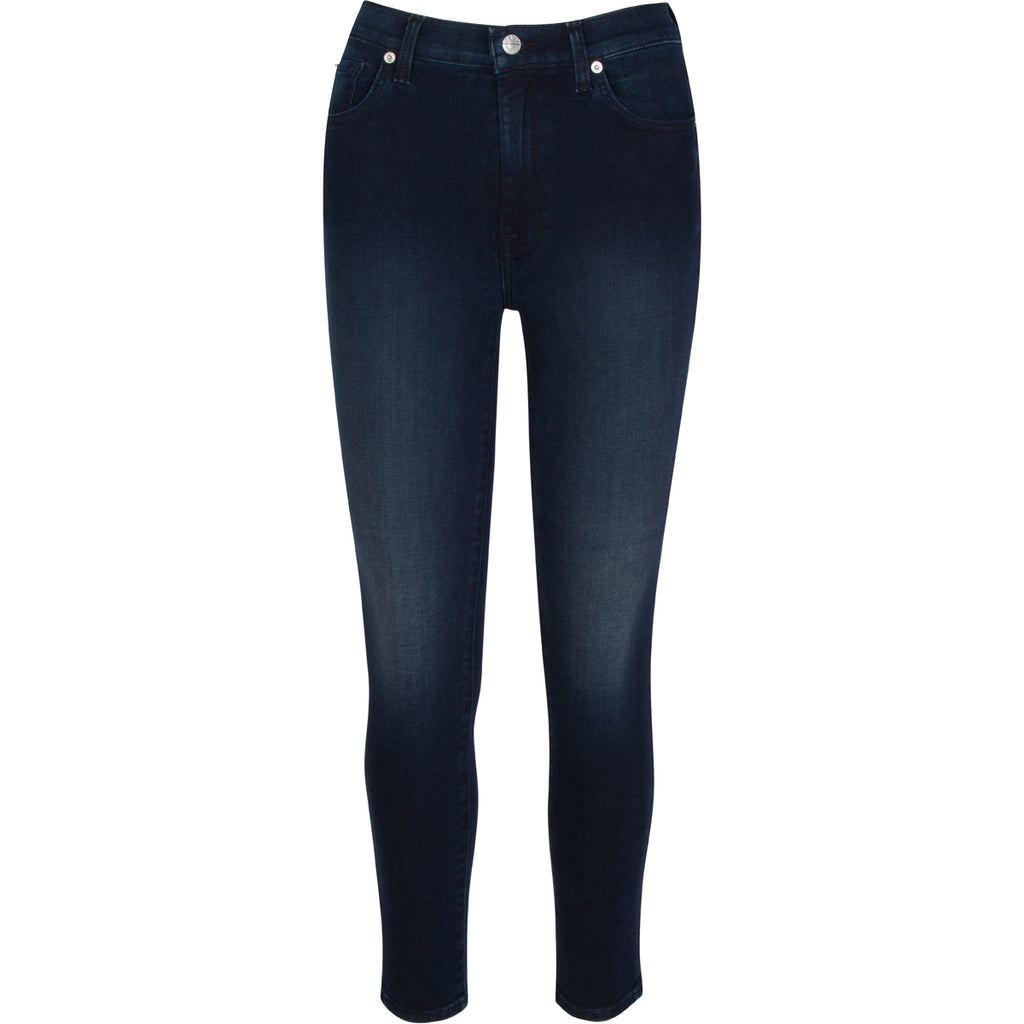 HIGH WAISTED ANKLE SKINNY (DELN) - 7 FOR ALL MANKIND