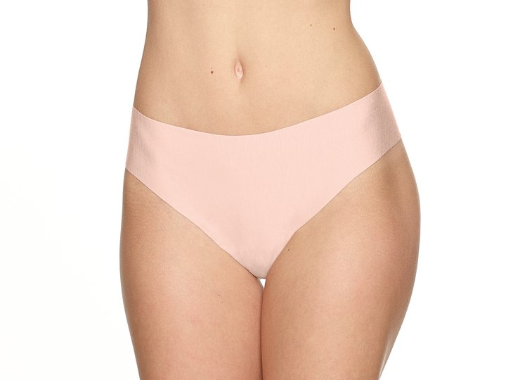 BUTTER MID-RISE THONG - COMMANDO