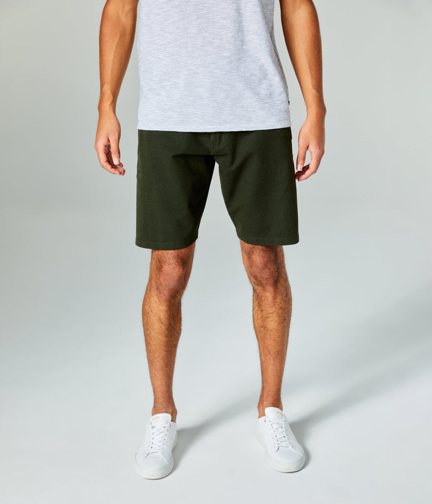 TULUM TRUNK SHORTS (GREEN) - GOODMAN