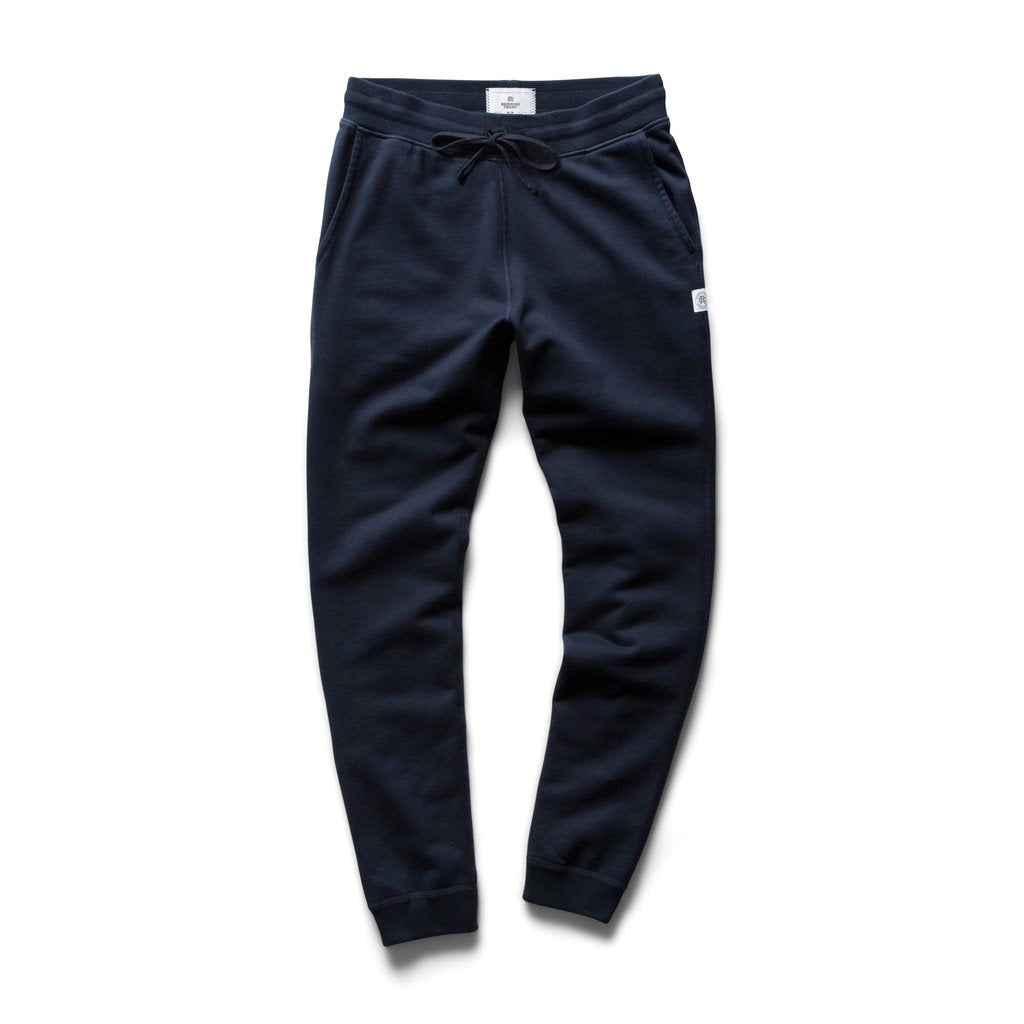 LIGHTWEIGHT TERRY SWEATPANTS NAVY - REIGNING CHAMP