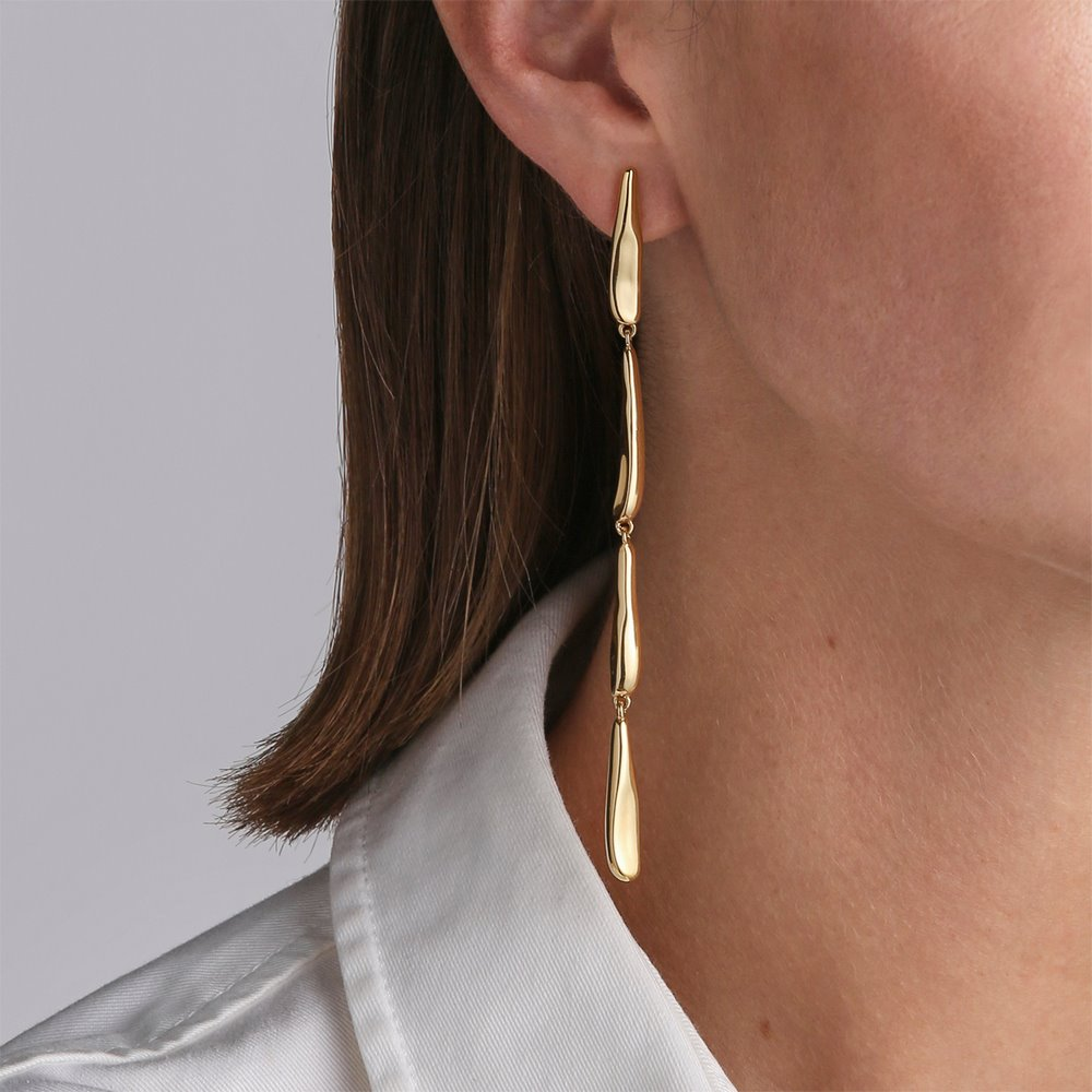 LASSA RAIN EARRINGS - JENNY BIRD